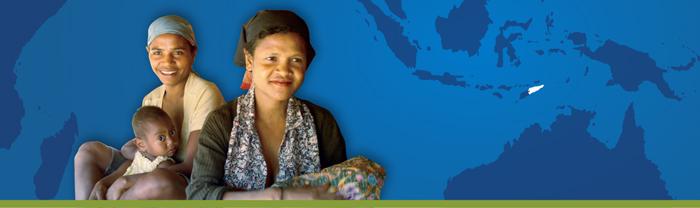 HAI Timor-Leste Map