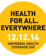 Health for All. Everywhere. Now!