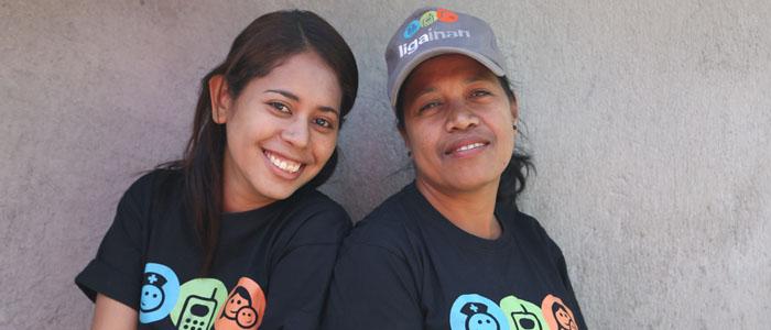 HAI Liga Inan Project in Timor-Leste