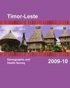 Timor DV blog DHS survey