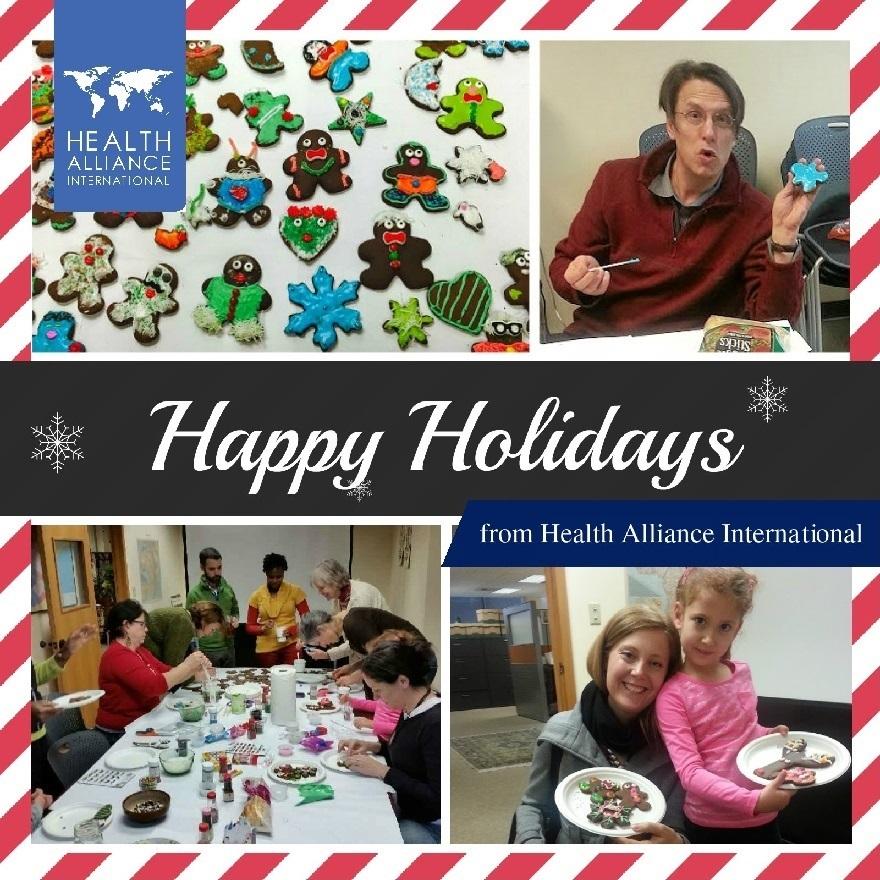 HAI Happy Holidays 2015
