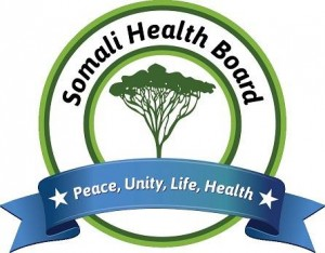Somali Health Board Logo