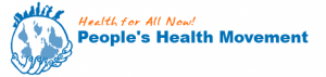 People's Health Movement Logo