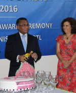 Press release: Timor-Leste's Prime Minister recognized