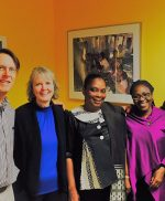 Health Alliance International Welcomes Dr. Bernice Dahn, Minister of Health – Liberia to Seattle