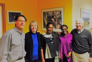 MOH Liberia Minster Dr. Dahn